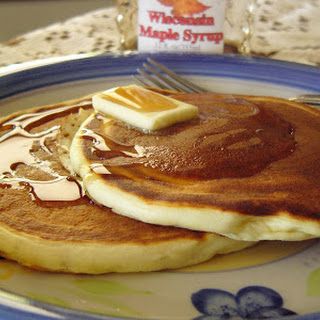Gram's Buttermilk Pancakes