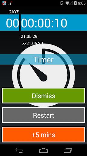 Timers4Me screenshot 6