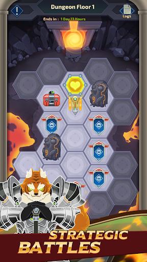 Idle Arena - Clicker Heroes Battle 5007 screenshots 4