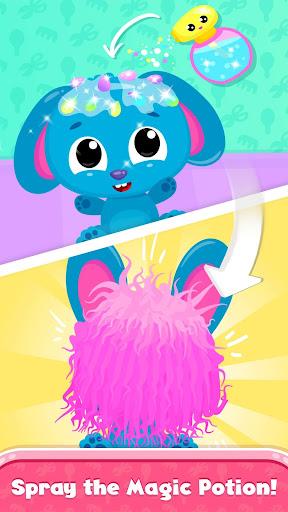 Cute & Tiny Hair Salon - Baby Pets Get Makeovers cheat screenshots 2