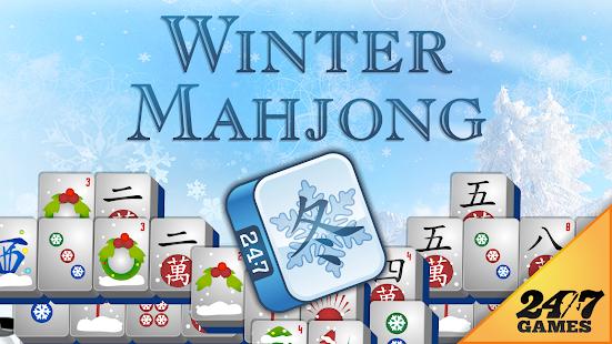 Winter Cocoa Mahjong