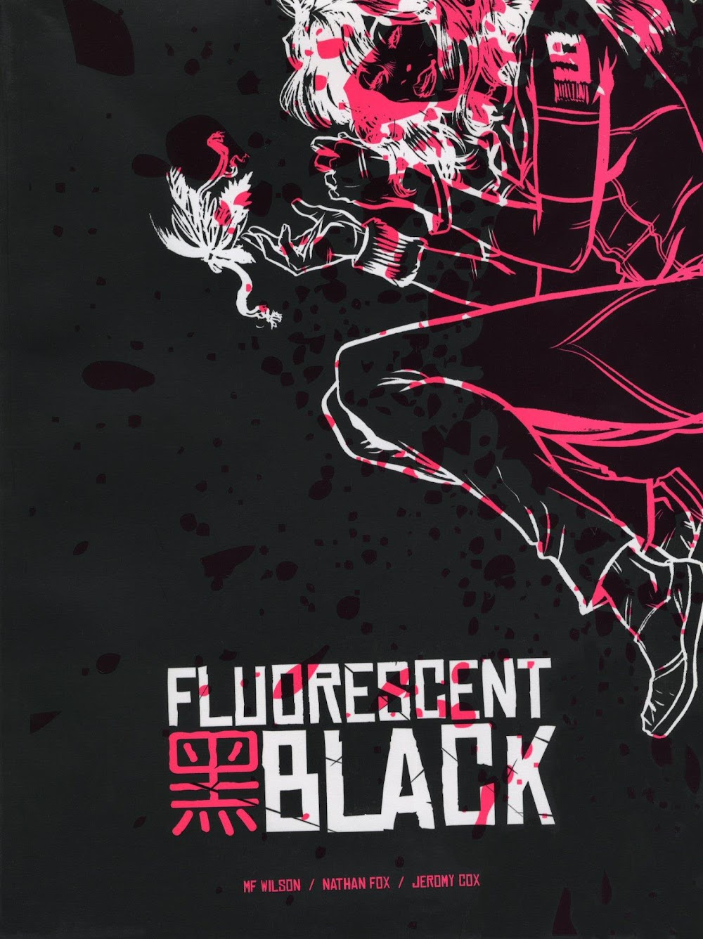 Flourescent Black (2010)