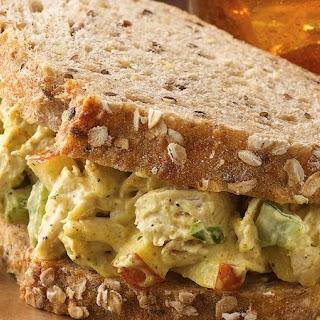 Turkey Salad Sandwiches Recipe