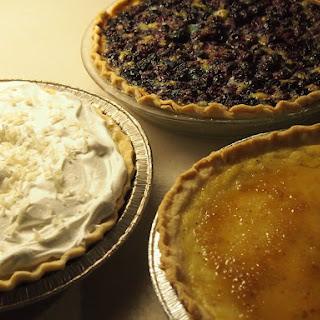 Perfecting Pie.