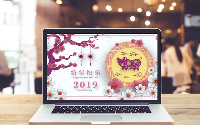 Chinese New Year HD Wallpapers 2019 Theme