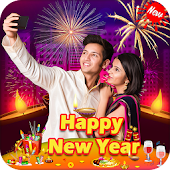 New Year DP Maker: Profile Pic Maker