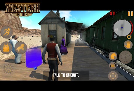 R Western Dead Reloaded (Sandbox styled Action)- screenshot thumbnail