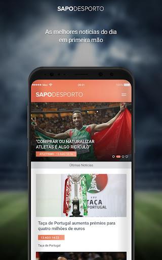 Futebol screenshot 1