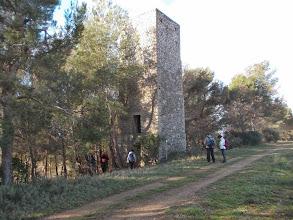 Photo: Tour Carrée du Plateau de Villarzel