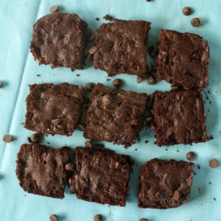 Perfect Coconut Flour Brownies