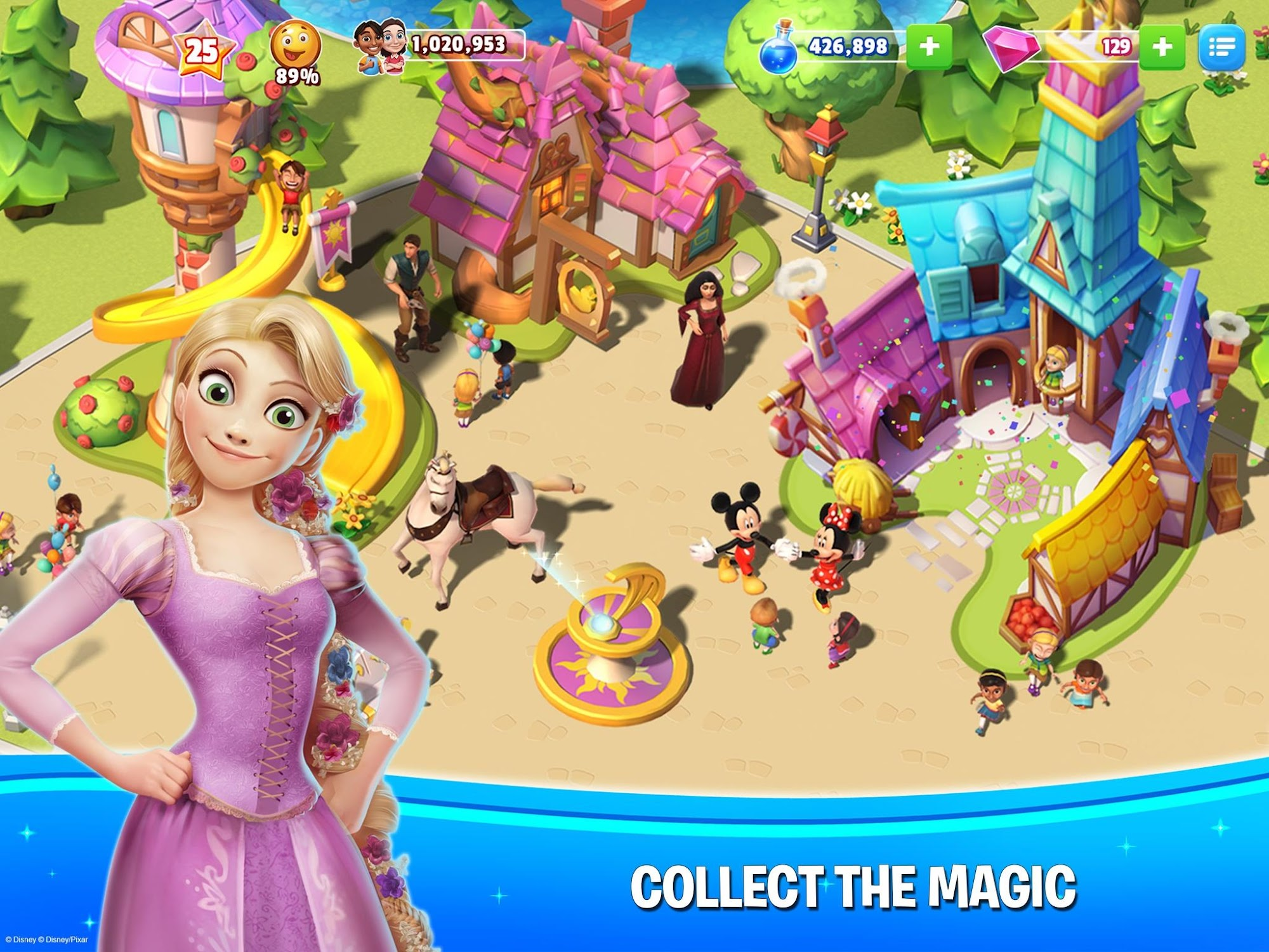 Disney Magic Kingdoms screenshot #4