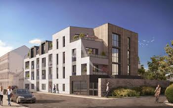 Appartement 2 pièces 43,71 m2