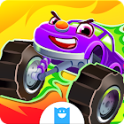 Funny Racing Cars (Courses de voitures amusantes) icon