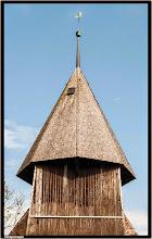 Photo: Kirchturm (17. Jhdt) der Dorfkirche in Heiligenhagen