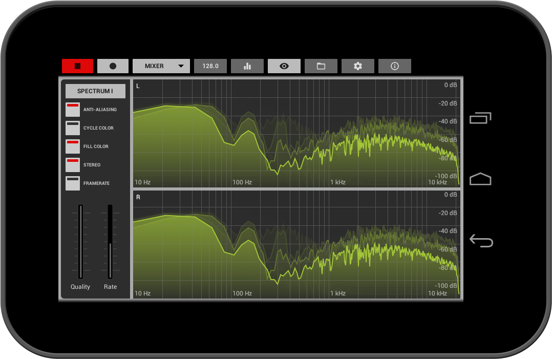 AUDIOID free- screenshot