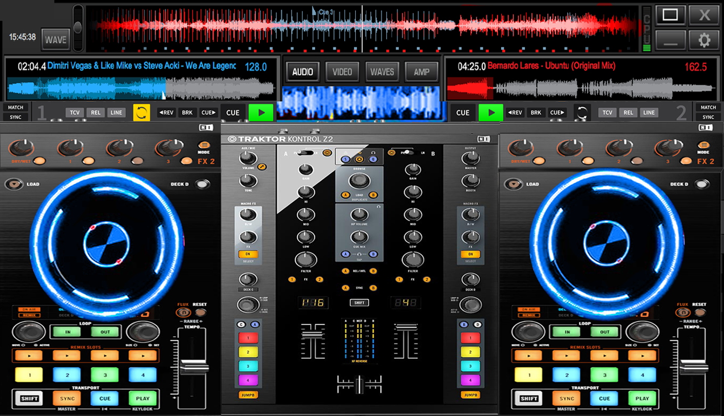 Download Android Game and Apps: Virtual Dj App Download For Android