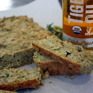 High Fiber Rosemary Olive Bread