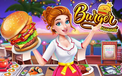 Tasty Kitchen Chef: Crazy Restaurant Cooking Games apkmr screenshots 1