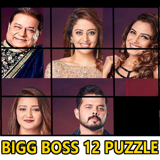 Bigg Boss 12 Jigsaw Puzzle file APK for Gaming PC/PS3/PS4 Smart TV