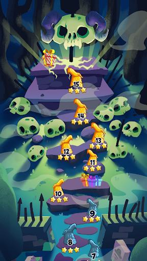 Angry Birds Blast  captures d'écran 2