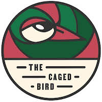 The Caged Bird logo