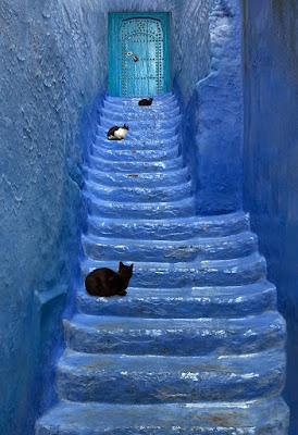 La scala blu di Marlak