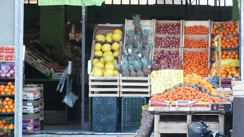 banco della frutta di biloscurio