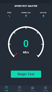 Internet Bandwidth Speed Test- screenshot thumbnail