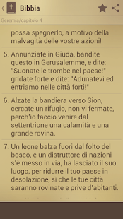 Bibbia- screenshot thumbnail