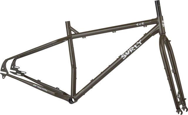 Surly ECR Frameset w/ Rabbit Hole Rims | Tree Fort Bikes