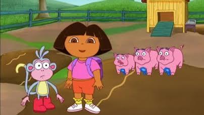 Dora udforskeren (8)
