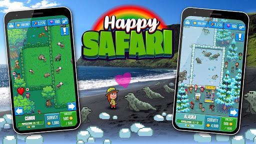 Happy Safari - the zoo game 1.1.7 screenshots 6