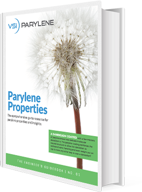 parylene properties comprehensive guidebook