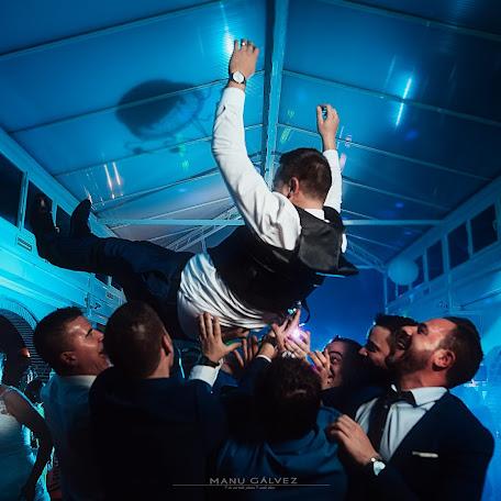 Wedding photographer Manu Galvez (manugalvez). Photo of 19.03.2018