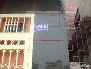 Photo: Postal address:o 31, lo 2, Den Lu 2, Hoang Mai, Ha Noi, Viet Nam