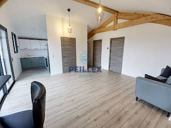 Appartement meublé 3 pièces 68,86 m2