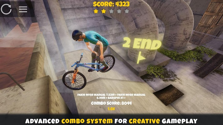 Shred! 2 - Freeride Mountain Biking Screenshot Image