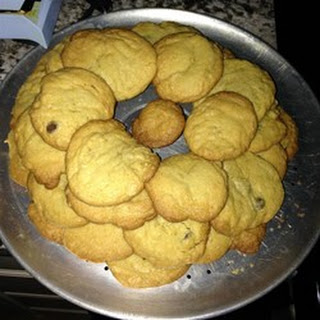 Never Fail Chocolate Chip Cookies.