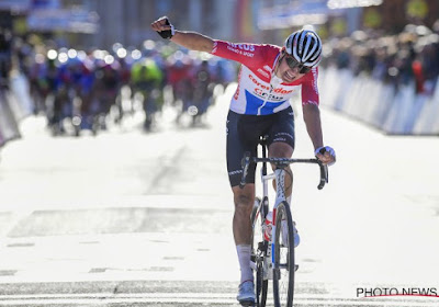 Koers met Mathieu van der Poel als laatste winnaar kiest nu al voor uitstel