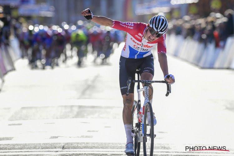 Mathieu van der Poel kent zijn ploegmaats voor allereerste WorldTour-wedstrijd ooit
