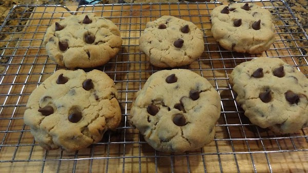Bake cookies 12-15 minutes.  Cookies will be slightly brown around the edges when...