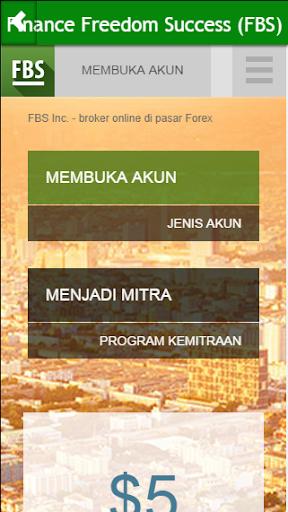 Finance Freedom Success FBS