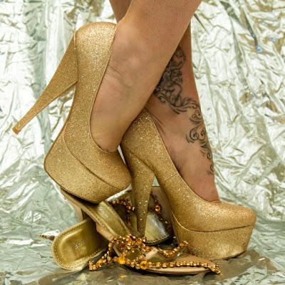 c'era una volta la scarpa senza plateau di Amber_Bright