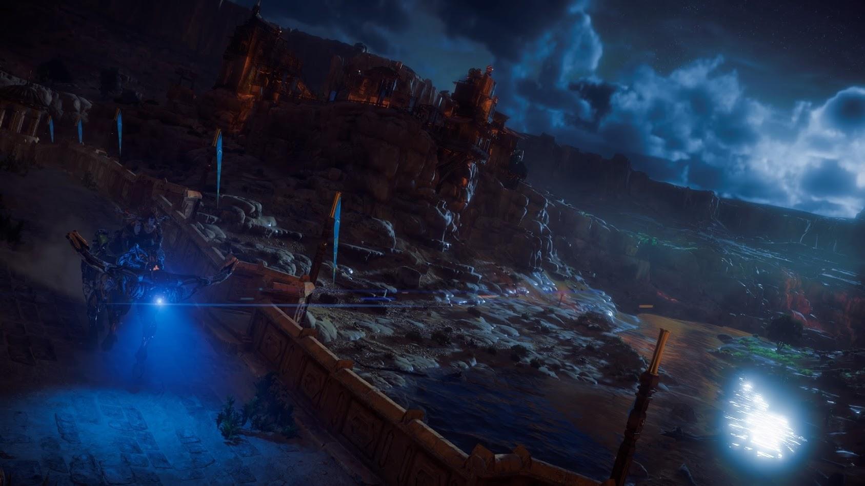 Horizon: Zero Dawn - krajobrazy