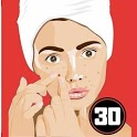 Cure Acne (Pimples) in 30 Days - No Chemicals icon
