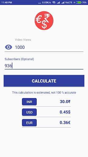 YouTube Earning 1.1 screenshots 2