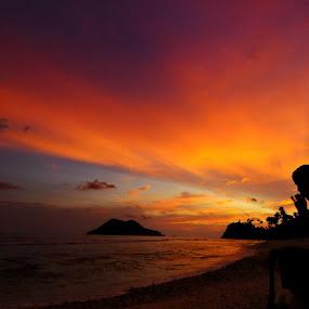 danu by Muzany Consequat - Landscapes Beaches ( colour, beautiful, beach, nikon, portrait, pwcredscapes )