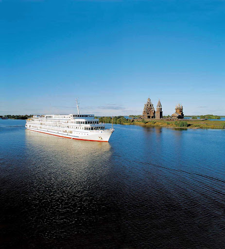 Viking russia.jpg - Viking Ingvar sails the Volga to explore Russia's historic cities, charming villages and pretty landscapes.