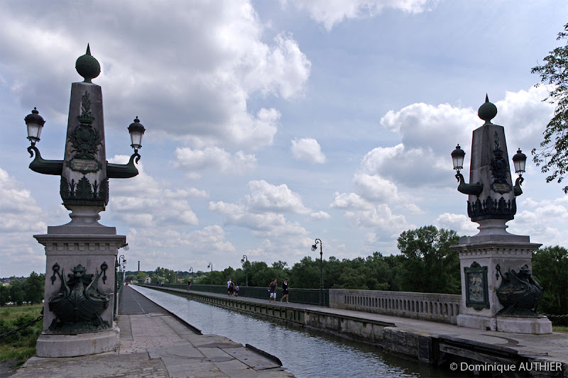Photo: Pont canal de Briare