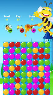 Bee Of King - Bubble Pop And Blast Mania- screenshot thumbnail